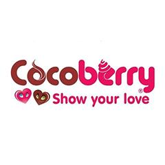 Cocoberry, Delhi NCR logo