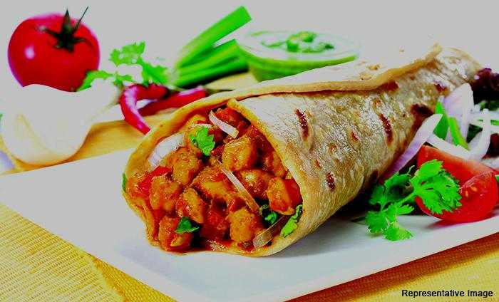 Kolkata Hot Kathi Roll & Chine : East Of Kailash, East Of Kailash,New Delhi cover pic
