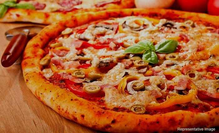 Pizza Square : SDA, SDA,New Delhi cover pic