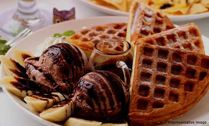 Waffle King : Pitampura, Pitampura,New Delhi cover pic