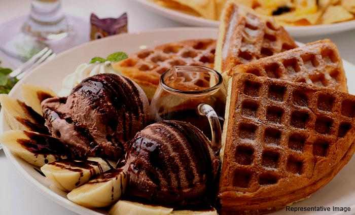 The Waffle Co. : Tilak Nagar, Tilak Nagar,New Delhi cover pic