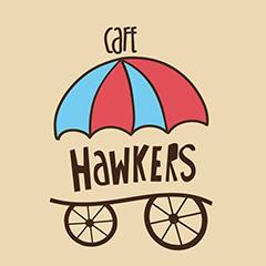 Cafe Hawkers : Khel Gaon, Khel Gaon, New Delhi logo