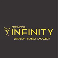 Infinity luxury salon : Kamla Nagar, Kamla Nagar, New Delhi logo