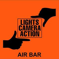Lights Camera Action - Air Bar : Rajouri Garden, Rajouri Garden, New Delhi logo