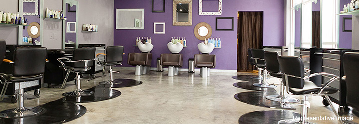 Ad Hair Beauty And Makeup Studio, Dwarka, Dwarka logo