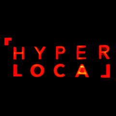 Hyper Local : Hauz Khas, Hauz Khas Village,New Delhi logo