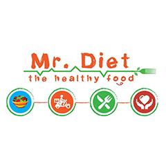 Mr. Diet : Kamla Nagar, Kamla Nagar, New Delhi logo