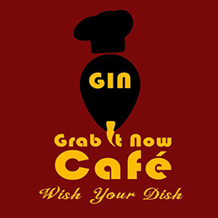 GIN - Grab It Now Cafe : Geeta Colony, Geeta Colony,New Delhi logo