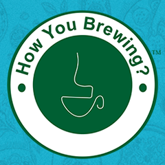 How you Brewing? : Greater Kailash (GK) 1, Greater Kailash (GK) 1,New Delhi logo