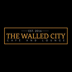 The Walled City Cafe and Lounge : Jama Masjid, Jama Masjid,New Delhi logo
