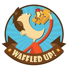 Waffled Up : Saket, Saket,New Delhi logo