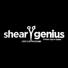 Shear Genius Unisex Salon : Kamla Nagar, Kamla Nagar,New Delhi logo