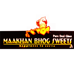 Maakhan Bhog Sweets And Snacks : Hauz Khas , Hauz Khas,New Delhi logo