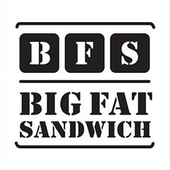 Big Fat Sandwich : Hauz Khas Village, Hauz Khas Village,New Delhi logo