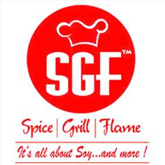 SGF - Spice Grill Flame : Vijay Nagar, Vijay Nagar,New Delhi logo