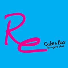 Re Cafe : Paharganj, Paharganj, New Delhi logo