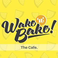 Wake 'n' Bake Cafe : Vijay Nagar, Vijay Nagar,New Delhi logo