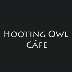 Hooting Owl Cafe : Greater Kailash (GK) 1, Greater Kailash (GK) 1,New Delhi logo