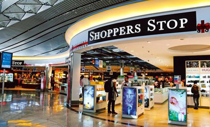 Shoppers Stop,  cover pic
