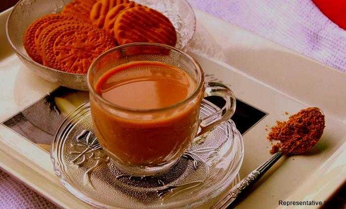 Tea Triangles : Lajpat Nagar, Lajpat Nagar, New Delhi cover pic
